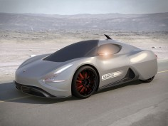 IED Abarth Scorp-Ion Concept