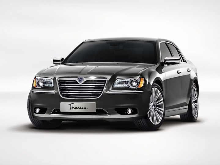 lancia unveils new ypsilon and chrysler based models car. Black Bedroom Furniture Sets. Home Design Ideas