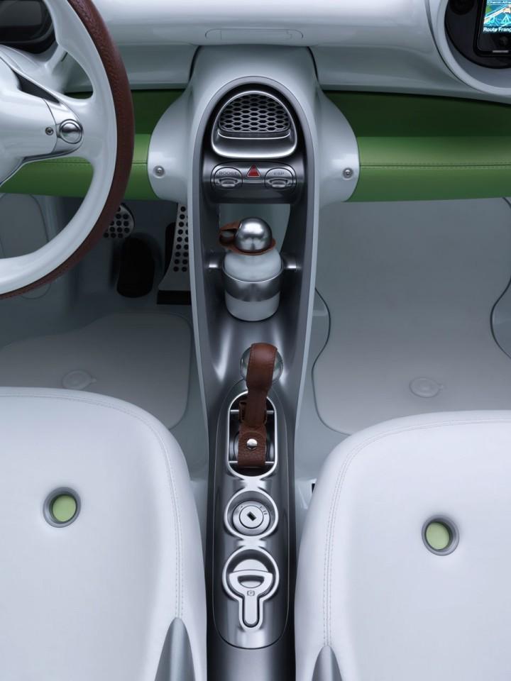 smart forspeed concept car body design. Black Bedroom Furniture Sets. Home Design Ideas