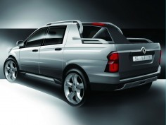 SsangYong SUT 1 Concept preview