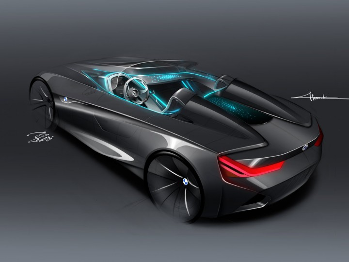 Bmw Vision Connecteddrive Concept Design Gallery Car Body Design