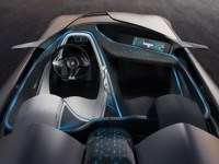 Marc Girard, Head of BMW Interior Design, explains the Vision ConnectedDrive Concept