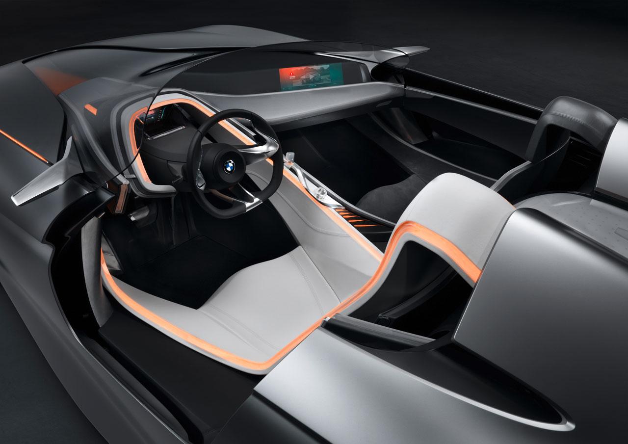 bmw vision connecteddrive concept interior car body design. Black Bedroom Furniture Sets. Home Design Ideas