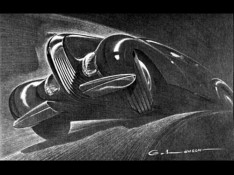 Car-Sketch-by-George-Lawson