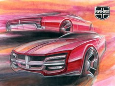 Dodge-design-sketch-by-Christian-Palladino