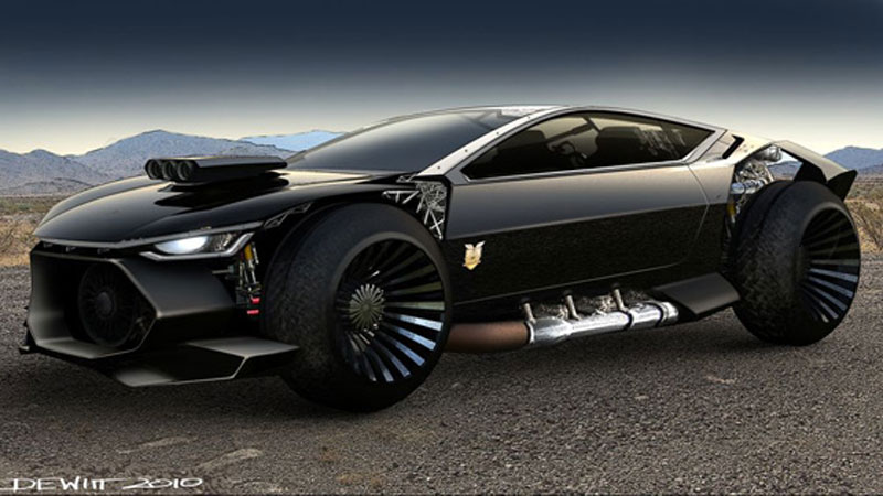 Ford Mad Max Interceptor Concept Www Imgkid Com The