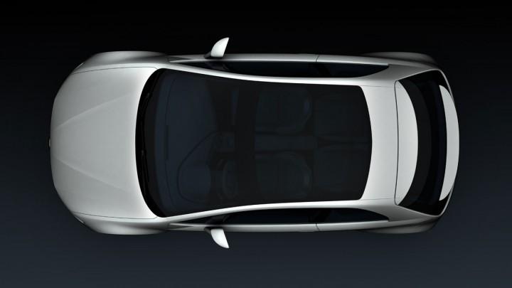 Italdesign Volkswagen Tex Concept Car Body Design