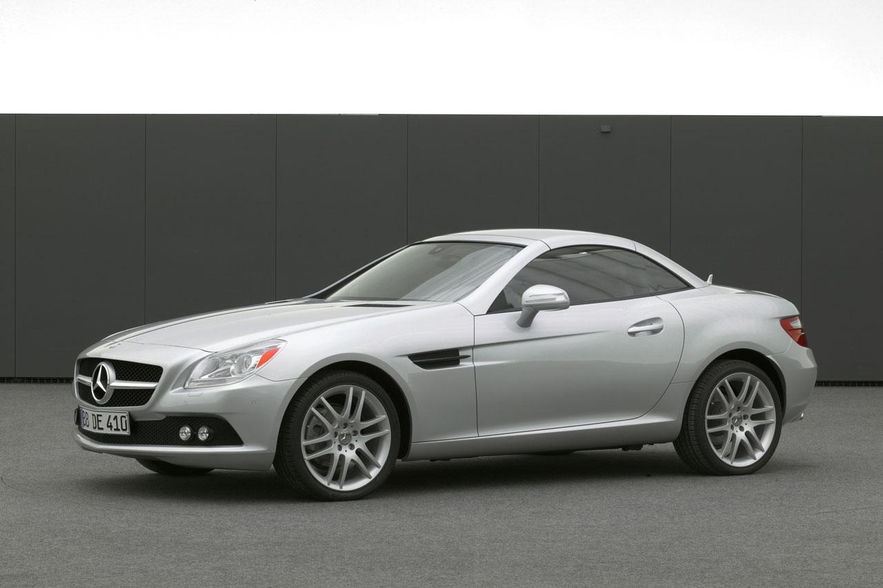 Mercedes benz slk full scale model car body design for Mercedes benz slk models
