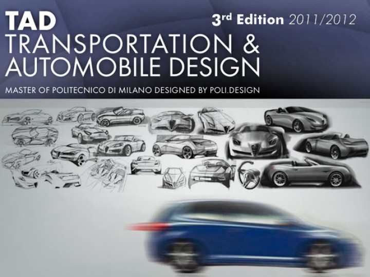 politecnico di milano master in transportation design