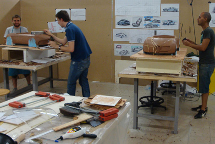 Politecnico di milano master in transportation design for Industrial designer milano