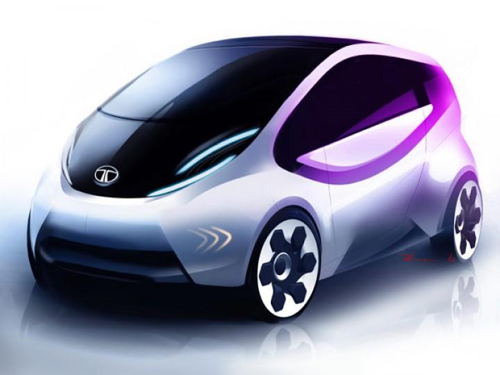 Tata pixel concept design sketches car body design for Tata motors future cars
