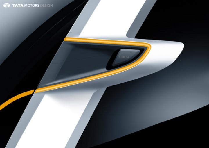 tata pixel concept design sketches car body design. Black Bedroom Furniture Sets. Home Design Ideas