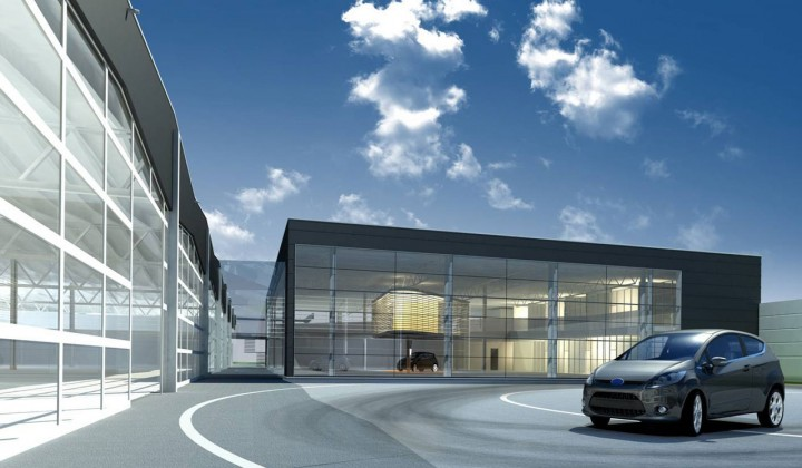 Ford Expands Its Cologne Design Center Car Body Design