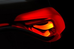 Volvo Concept Universe tail lights