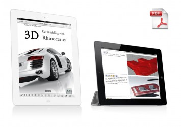 Car Modeling with Rhinoceros eBook