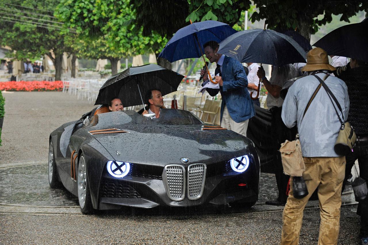 BMW 328 Hommage Concept at Villa d\'Este - Car Body Design