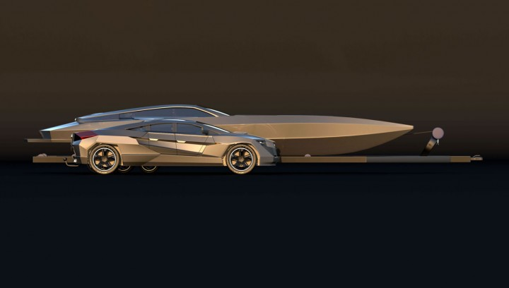 dartz prombron nagel car body design. Black Bedroom Furniture Sets. Home Design Ideas