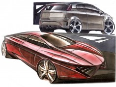 Report: FADU Car Rendering Workshop