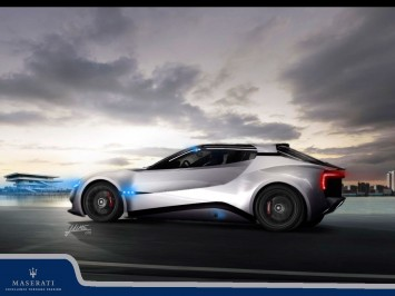 Maserati+gt+garbin