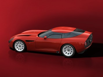 Zagato on Zagato Has Announced The Delivery Of The First Tz3 Stradale To