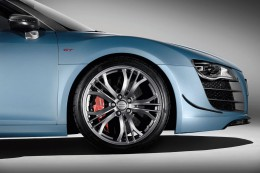Audi R8 GT Spyder Wheel detail