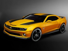 Chevrolet Camaro Transformers Special Edition