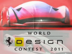Ferrari World Design Contest 2011: design schools videos (part 2)