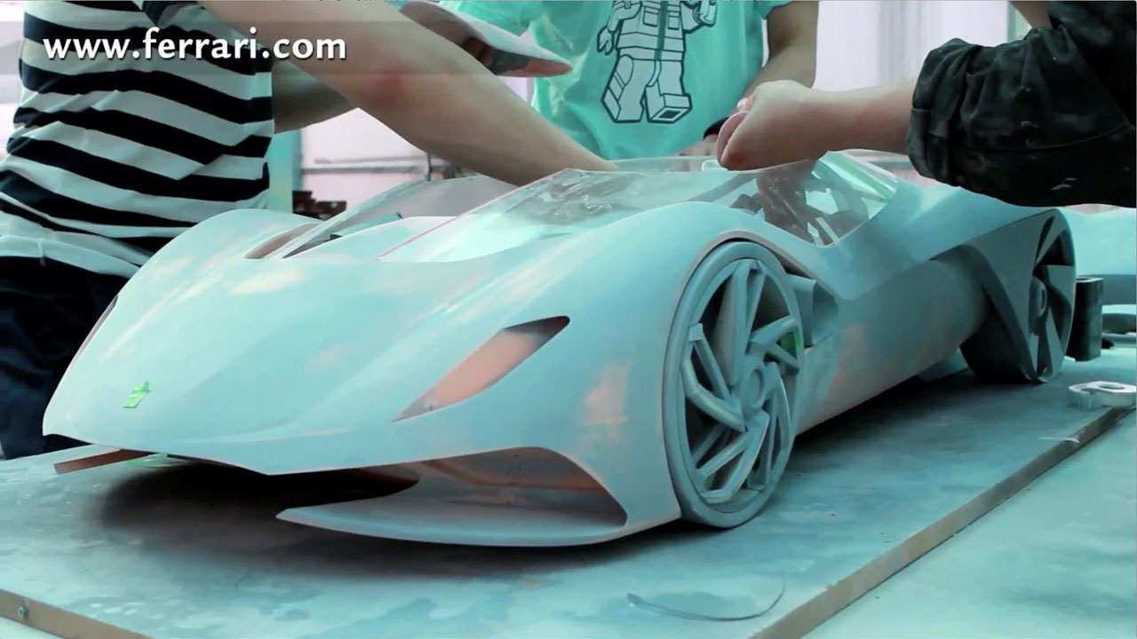 Design car contest - Andoniscars