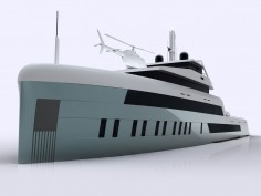Motion Code Blue Open Water 60m Concept