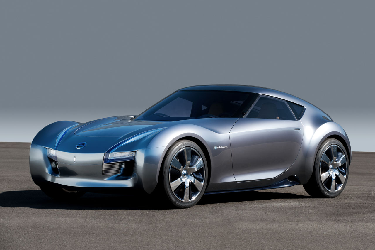 Nissan Esflow Concept Design Gallery Car Body Design