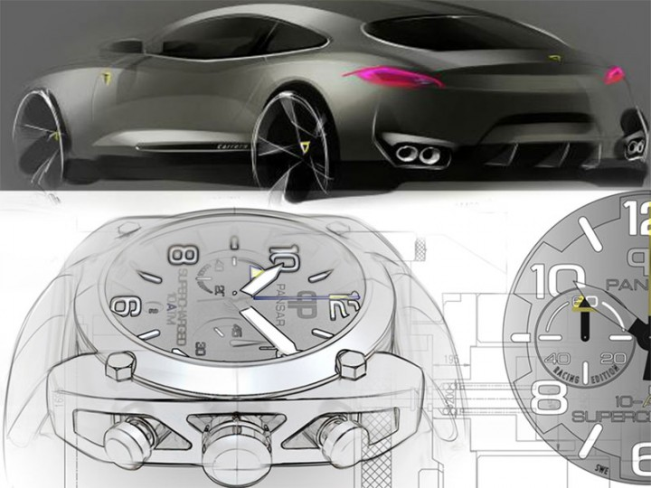 """From cars to watches"": interview with designer Patrik Palovaara"