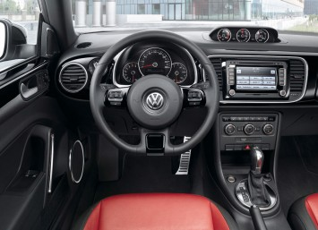 VW New Beetle Interior