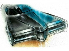 Continental-Mark-V--Design-Sketch-by-Dick-Nesbitt