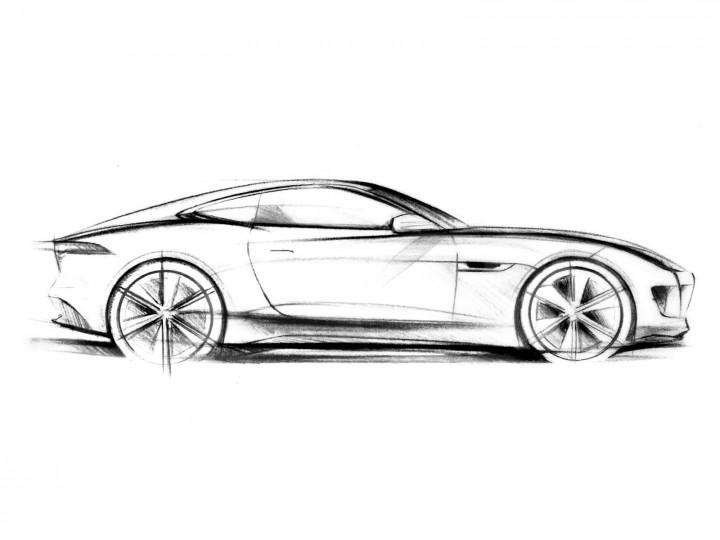 Jaguar C-X16 Concept preview - Car Body Design