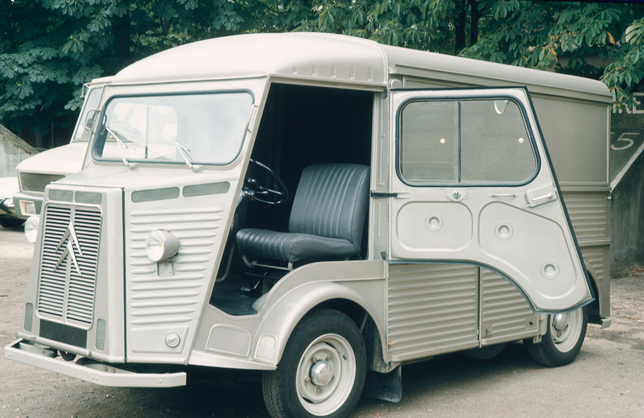 1968 citroen type h van car body design. Black Bedroom Furniture Sets. Home Design Ideas