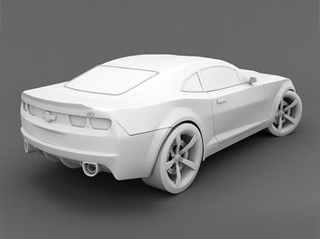 Free 3d Images Camaro free D model Car