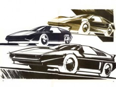 Car-Sketches-by-Harry-Bradley