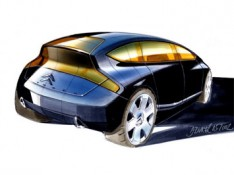 Citroen-Sketch-by-Domagoj-Dukec