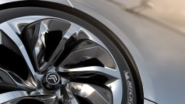 Citroen Tubik Concept Wheel
