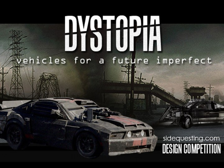 Dystopia: Vehicle Design Competition