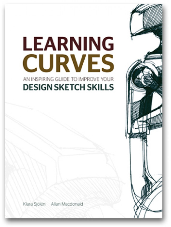 Book Cover Design Learn : Book review learning curves car body design