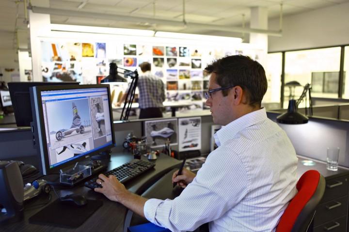 Mercedes-Benz Advanced Design Studio in Carlsbad: design gallery - Car Body Design