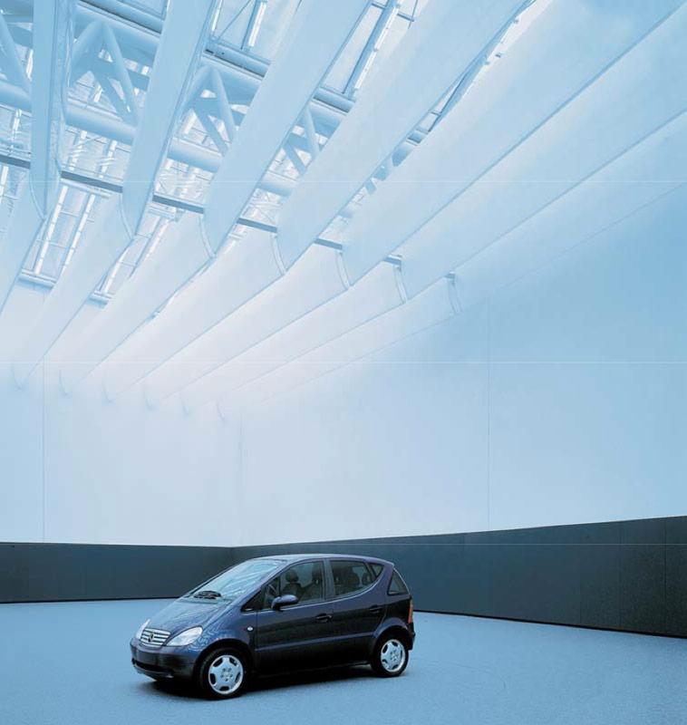 mercedes benz design center in sindelfingen car body design. Black Bedroom Furniture Sets. Home Design Ideas