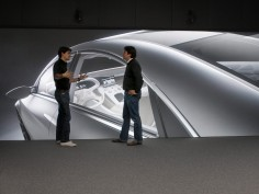 Mercedes-Benz Design Center in Sindelfingen: design gallery