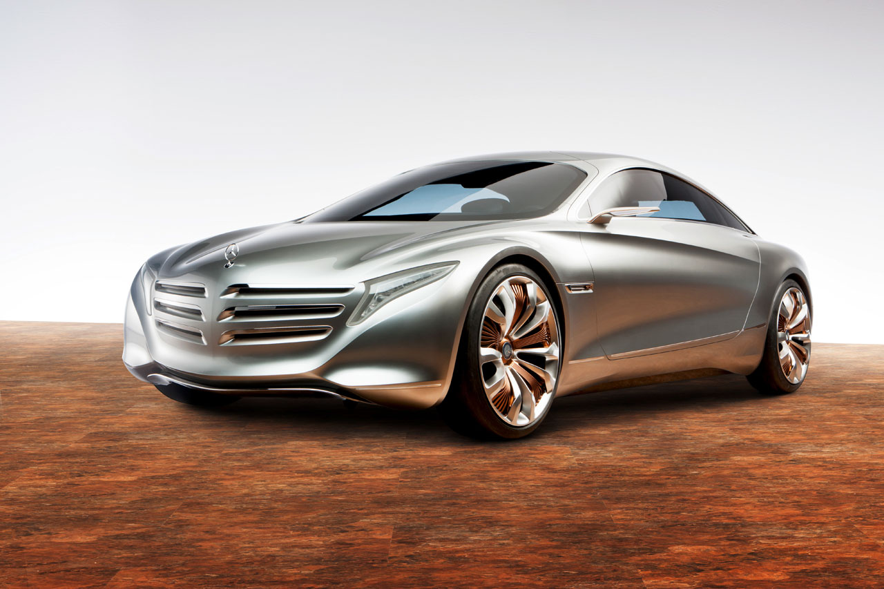 Mercedes benz f 125 concept car body design for Mercedes benz cars images