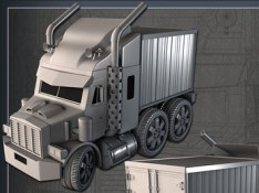 Mini-Semi-Truck-Modeling-Tutorial