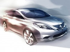 Nissan-Global-Sedan-Design-Sketch