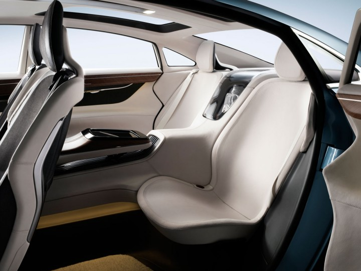 Volvo concept you car body design for Car interior design