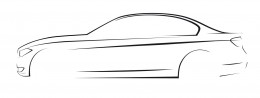 BMW 3 Series Design Sketch