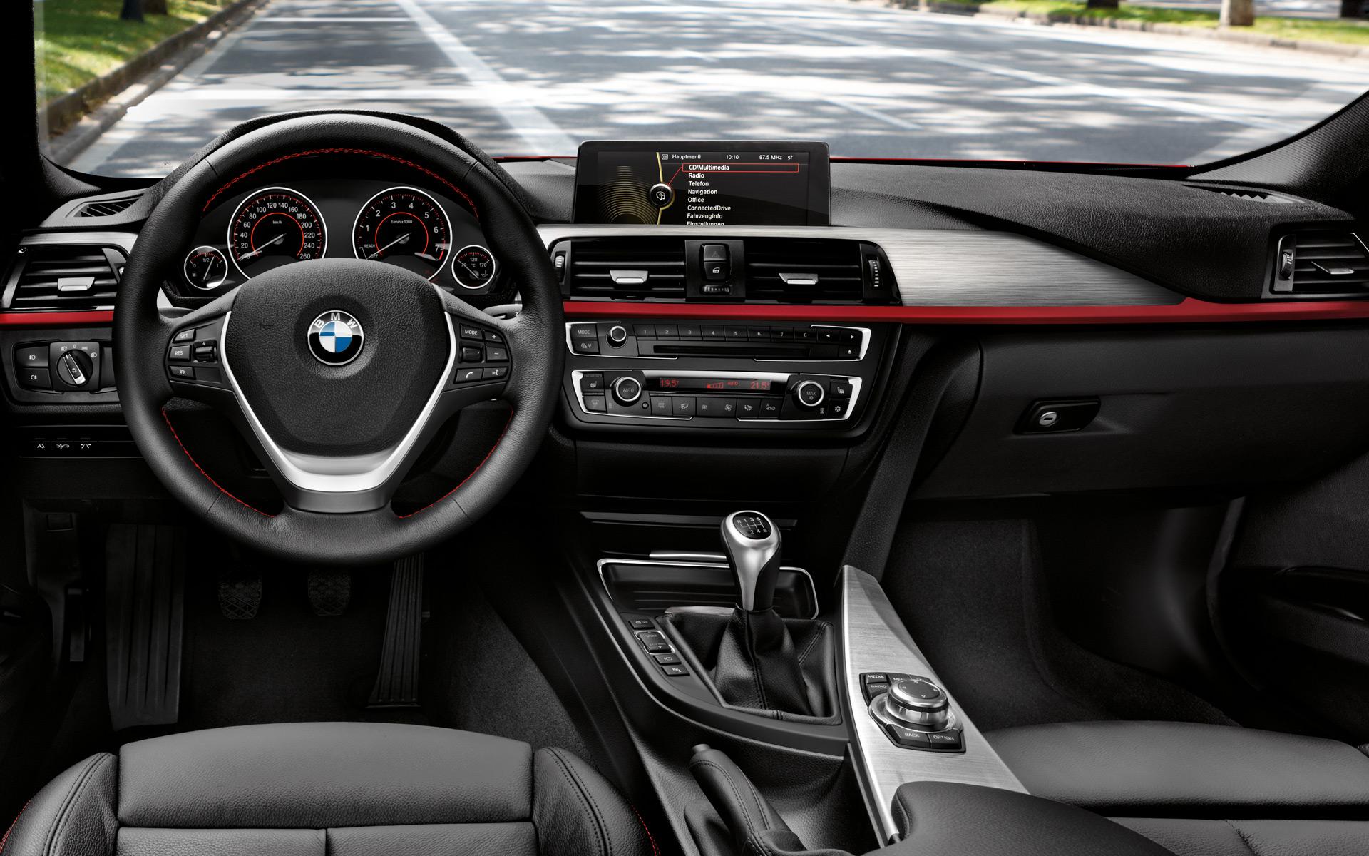 2011 BMW 328I Xdrive >> BMW 3 Series F30 Interior - Car Body Design